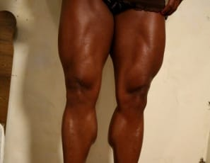 For the Female bodybuilders carmella tubes curious